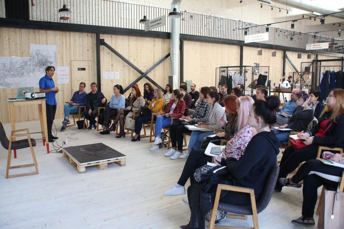 Workshop in Sarajevo